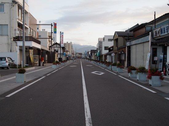Kuranomachi: 蔵の通り