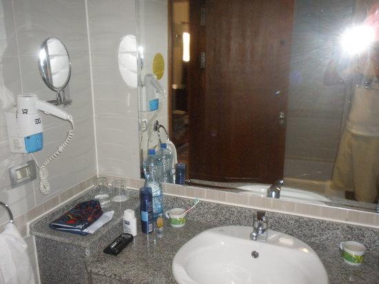 Imperial Shams Abu Soma Resort: łazienka