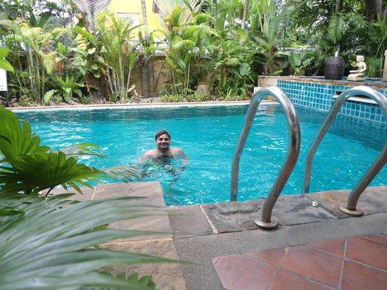 กาเซโบ รีสอร์ต พัทยา: Swimming pool