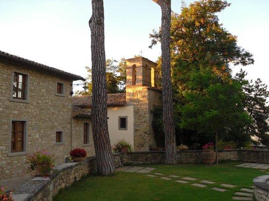 Borgo di Celle: il giardino