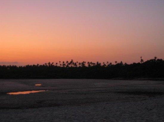 SheShe Baharini Beach Hotel: SUNSET