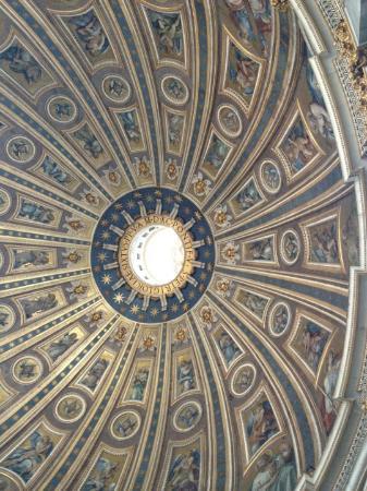 Photo of Cupola di san pietro taken with TripAdvisor City Guides