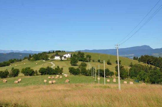 Rifugio Alpe Madre: la vista dal rifugio