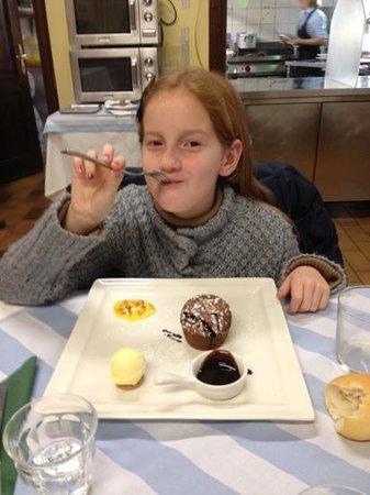 Albergo Trattoria Alle Castrette Restaurant: dessert spettacolari....!