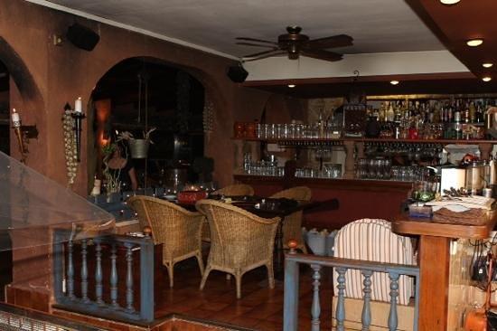 La Hacienda: toll eingerichtet