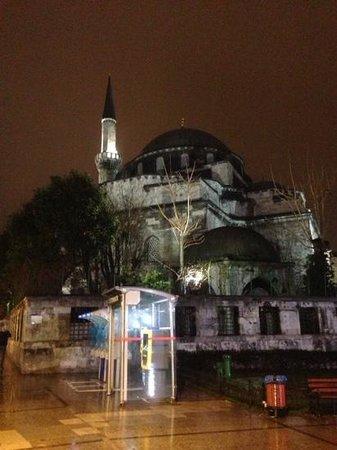 Historic Areas of Istanbul: المسجد الازرق في اسطنبول