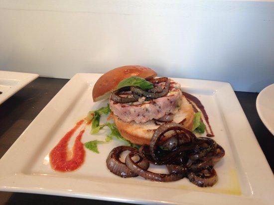 PRISCO ristorante in ROMA: Pane azzurro dello chef Colacchio