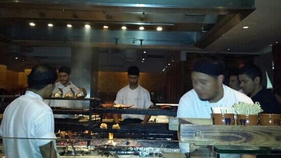 ROKA Charlotte Street: Robata Grill at Roka