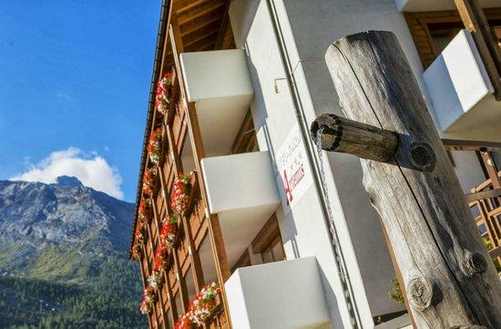 Hotel Artemis: Hotelansicht