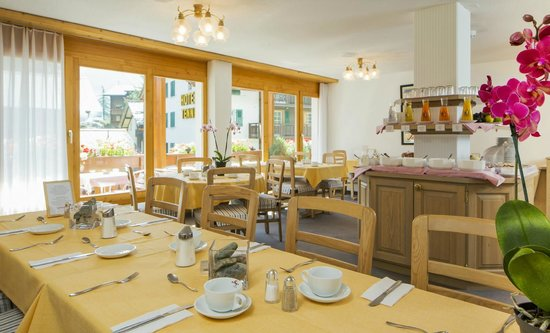 Hotel Artemis: Frühstücksraum