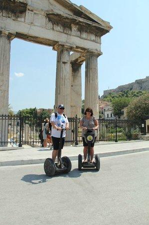Athens Segway Tours: Segway tour