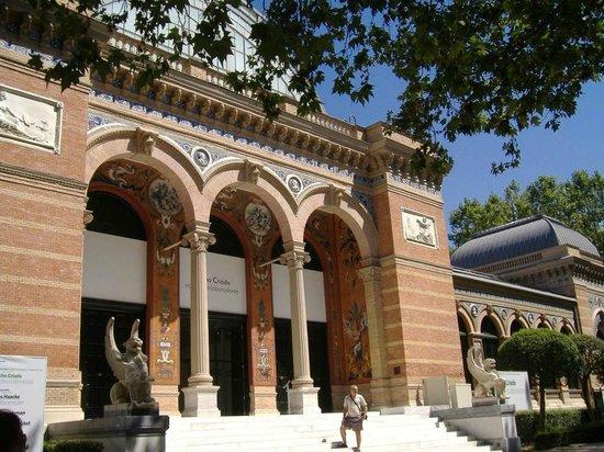 เรติโรปาร์ค: palacio de velázquez