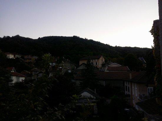 Chavant: village