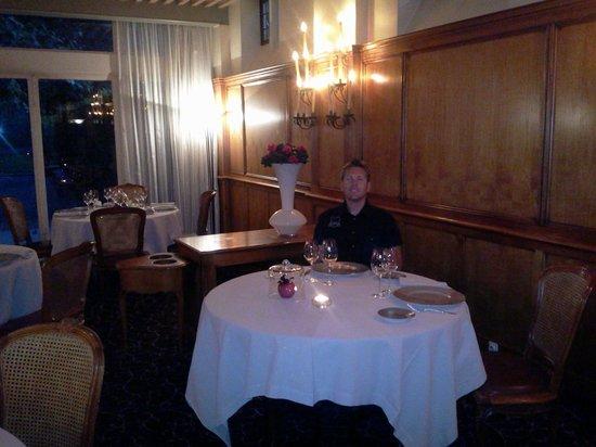 Chavant: salle à manger