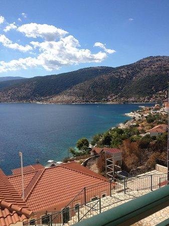 Kefalonia Bay Palace: 403 Balcony view