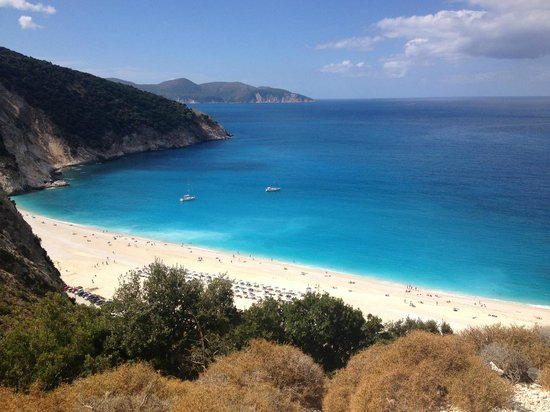 Kefalonia Bay Palace: Beautiful Myrtos Beach