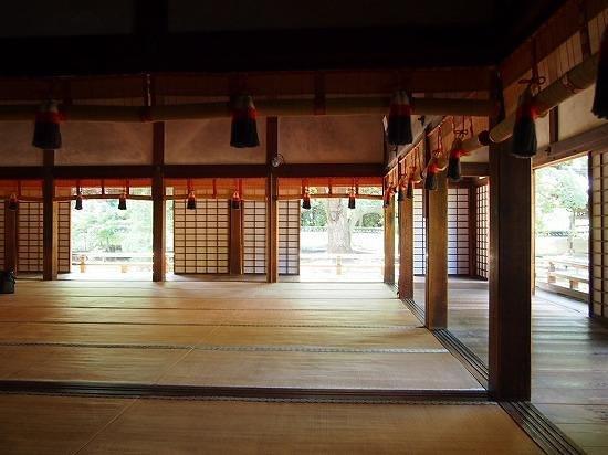 Shoren-in Temple (Shoren-in Monzeki): ここに座り庭園を眺めるのもいいでしょう