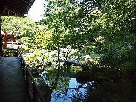 Shoren-in Temple (Shoren-in Monzeki): 素晴らしい庭園