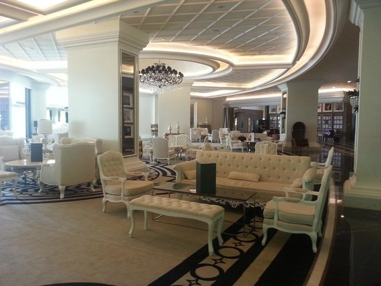 Delphin Imperial Hotel Lara: vue d'un salon