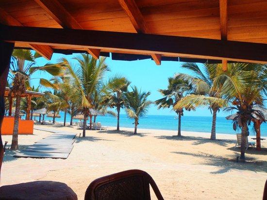 Punta Sal Suites & Bungalows Resort: Vista desde suite royal