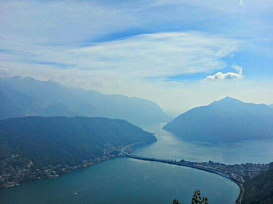 Monte San Salvatore: لقطة رائعه