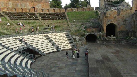 Taormina Tour - Day Tours: il teatro greco