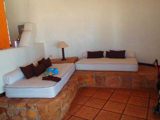 Punta Sal Suites & Bungalows Resort: Camas extras en suite royal