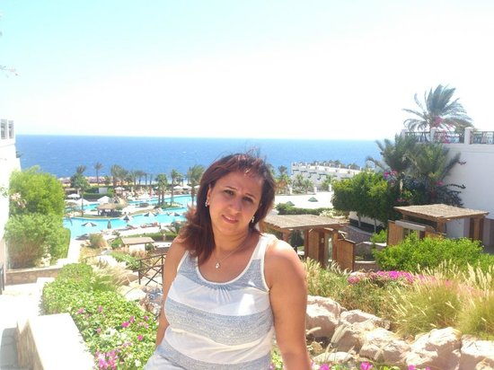 Hilton Sharm Waterfalls Resort: My Love