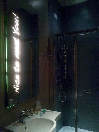 Hotel & Resort Le Colombare: bagno doccia