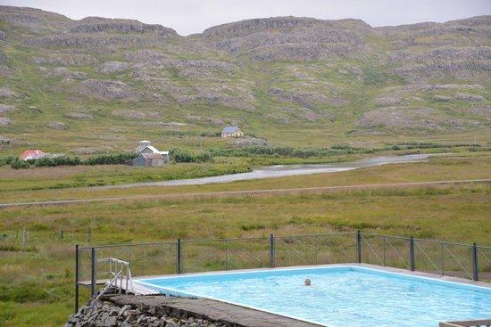 Hotel Laugarholl: Горы и тундра