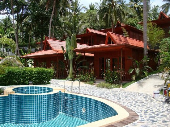 Cyana Beach Resort: ร้านอาหาร