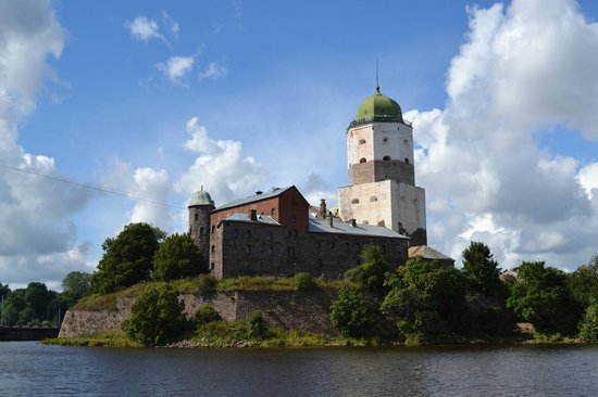 Vyborg Castle: Выборгский замок