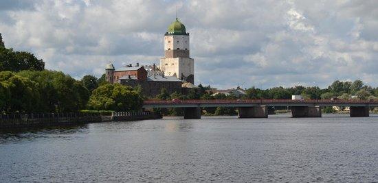 Vyborg Castle: Выборгский замок, Выборг, Россия