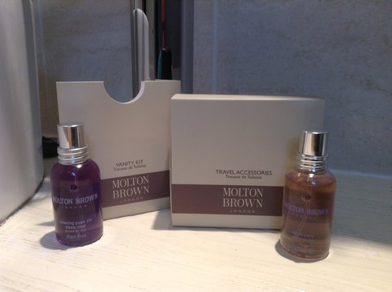 Tranquil Waters: Molton Brown Range