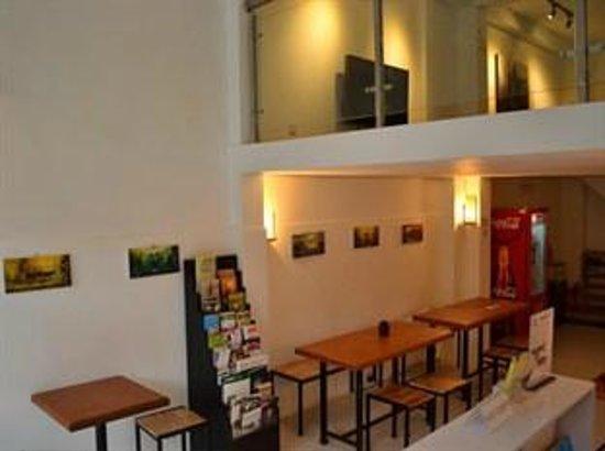 One Stop Hostel: Ground floor