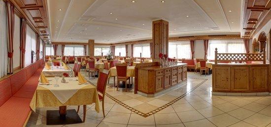 Hotel Ahrner Wirt: Speisesaal/Sala da pranzo