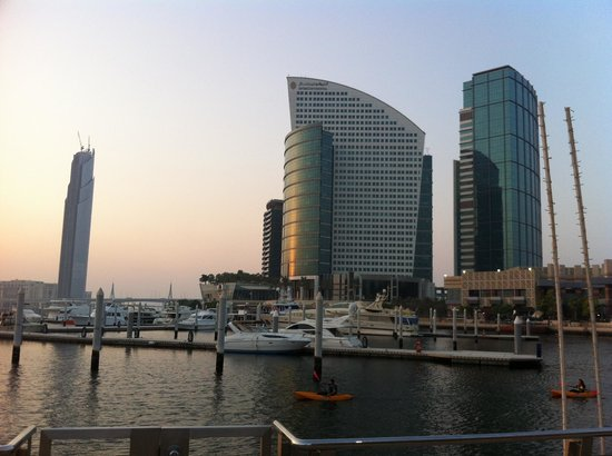 InterContinental Dubai Festival City: The hotel