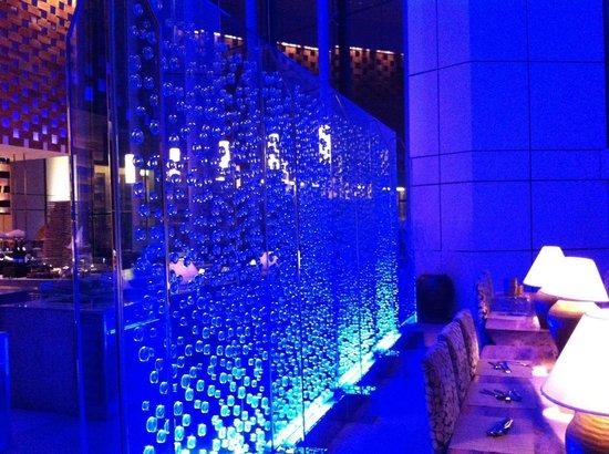 InterContinental Dubai Festival City: Hotel restaurant