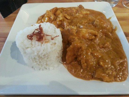 Port of Siam New Town: Chicken Massaman Curry