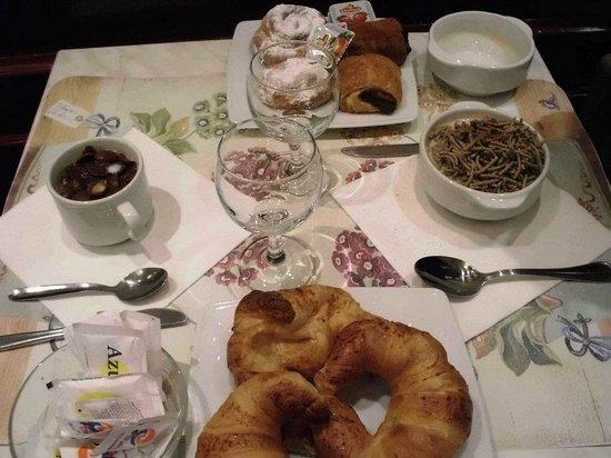 โรงแรมอควาเรีย เนเกรสโก: La colazione