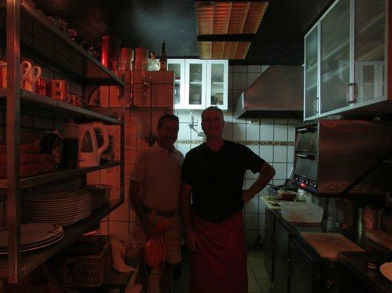 Piccola Pasta: the kitchen and chef
