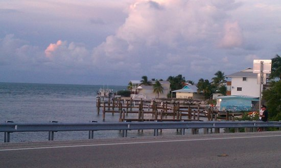 The Overseas Highway: a little treasure found during our drive through The Keys