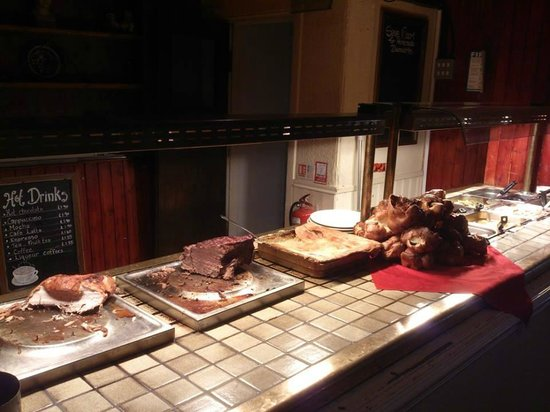 The Kings Arms: Thursday & Sunday Carvery