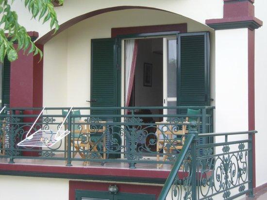 Portofico Hotel: Blick auf Zimmer