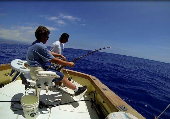 Humdinger Sportfishing: Eric on Humdinger