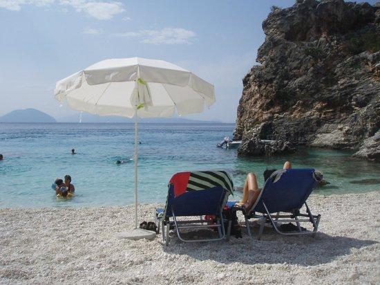 Portofico Hotel: Agiofili Beach