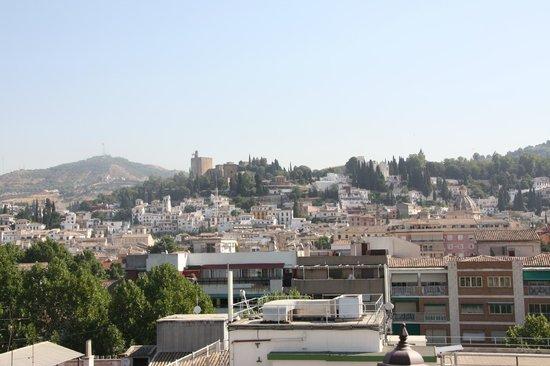 Vista Desde La Terraza Fotografía De Hotel Barcelo Carmen