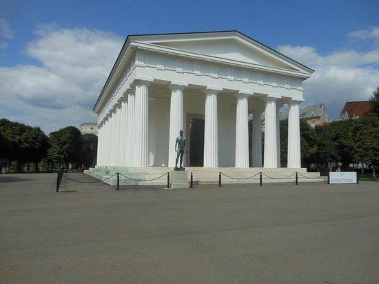 Volksgarten : 'Pantheon'