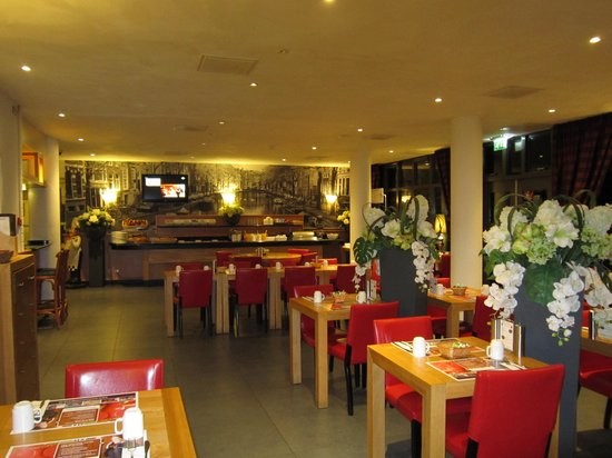 Bastion Hotel Amsterdam Zuidwest : ホテルのレストラン