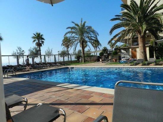 Hotel Monterrey : la piscine